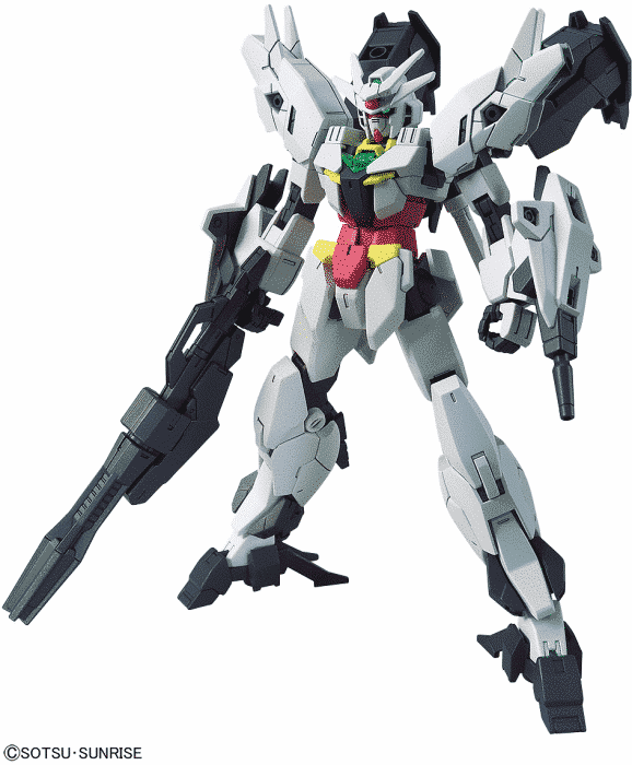 High Grade Jupitive Gundam Pose 4