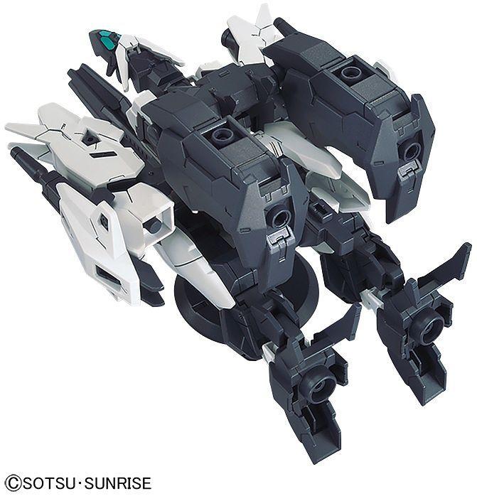 High Grade Jupitive Gundam Pose 6