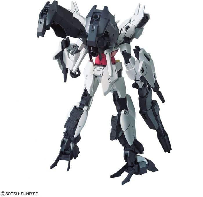 High Grade Jupitive Gundam Pose 7