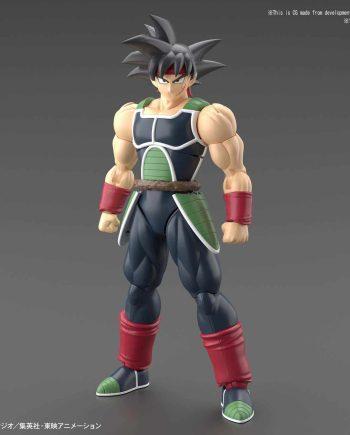 Bardock Figure Rise Standard Pose 1