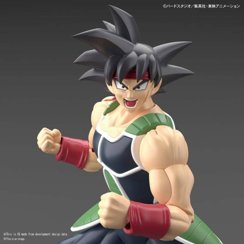 Bardock Figure Rise Standard Pose 2