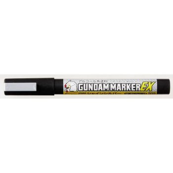 Gundam Marker EX Shine Silver