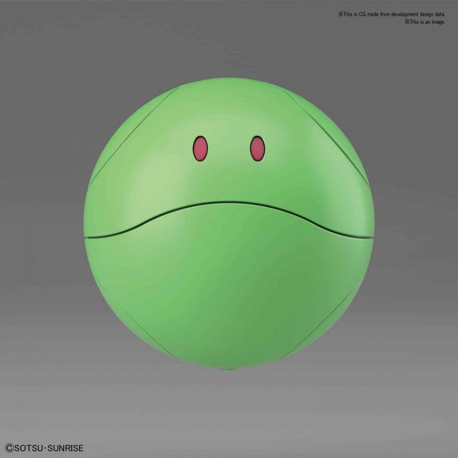 HaroPla Haro Basic Green Pose 2