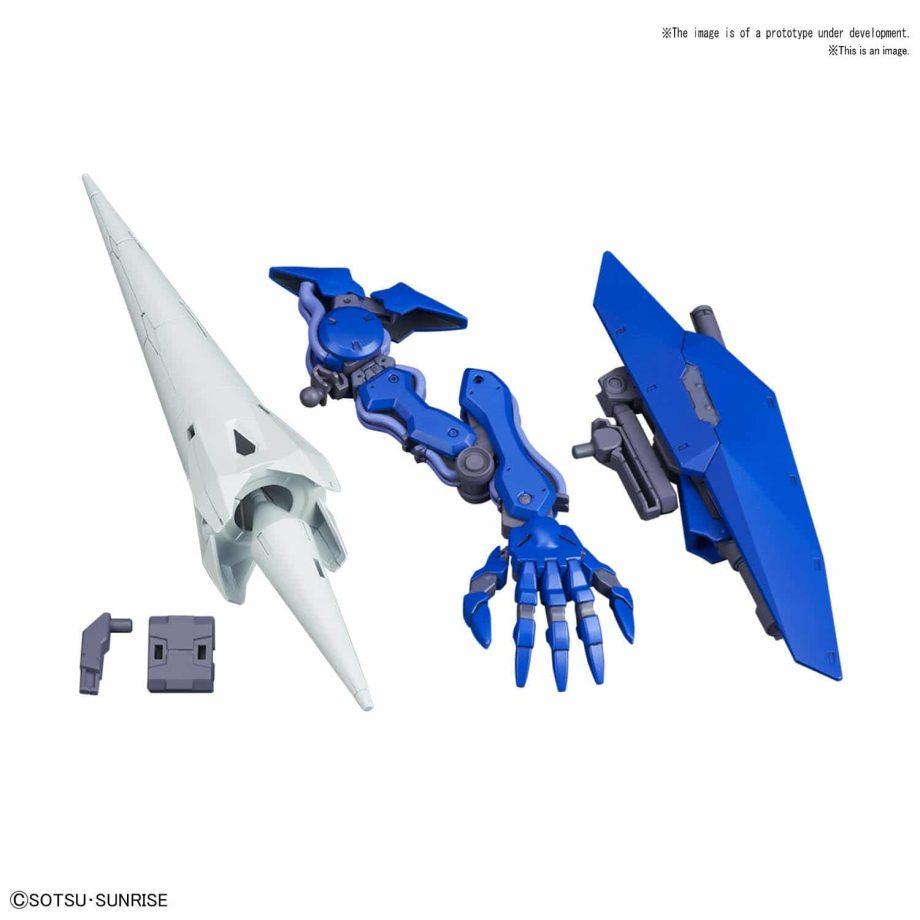 High Grade Seltsam Arms Pose 1