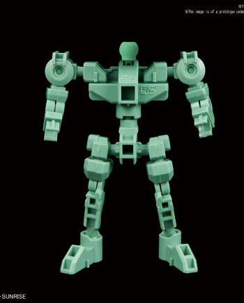 SDCS Frame (Green) Pose 1