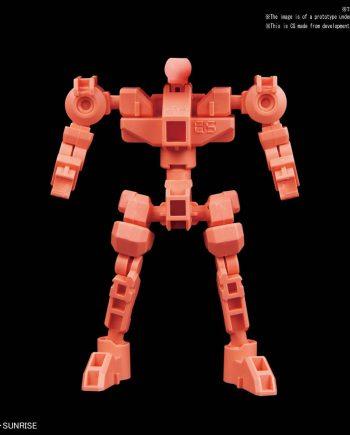 SDCS Frame (Red) Pose 1