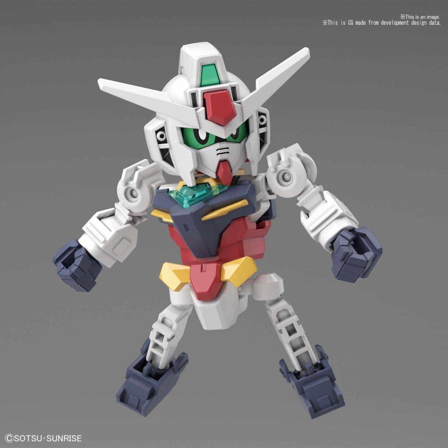 SDCS Earthree Gundam Pose 2