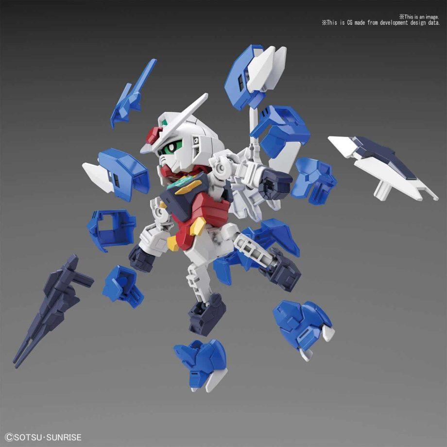 SDCS Earthree Gundam Pose 3