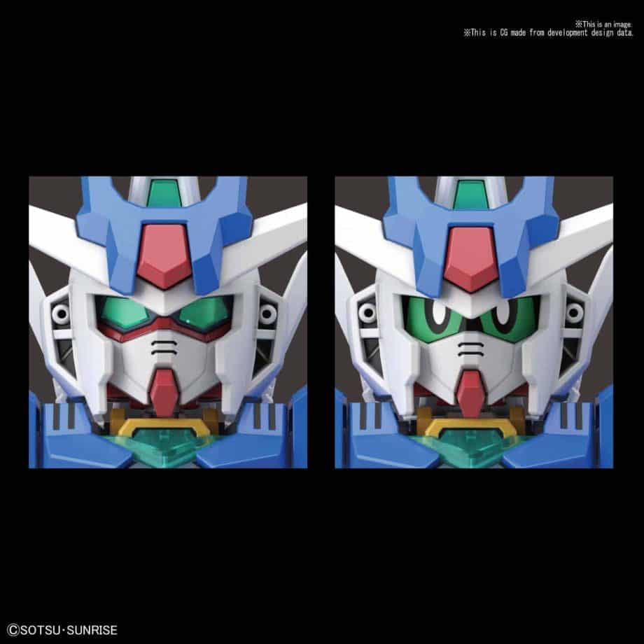 SDCS Earthree Gundam Pose 5