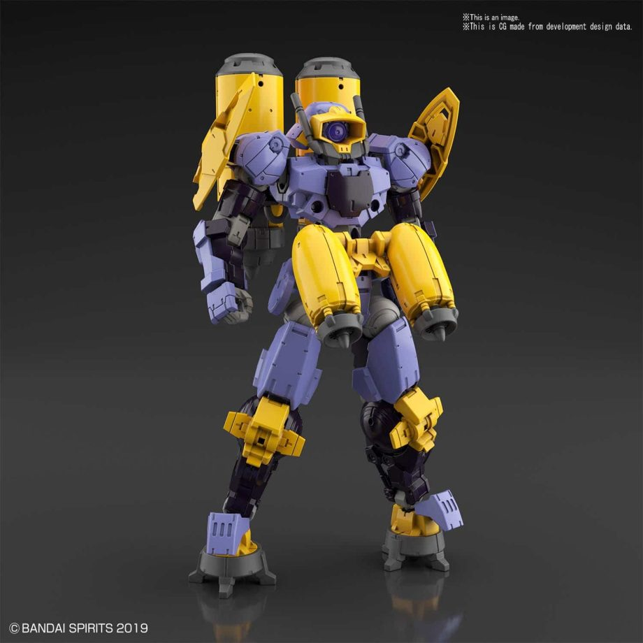 1/144 bEMX-15 Portanova Marine Type Purple Pose 1