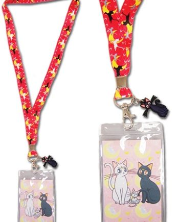 Cat Guardians Lanyard
