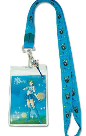 Sailor Mercury Lanyard