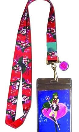 Sailor Pluto Lanyard