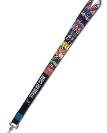 One Piece: Group Lanyard