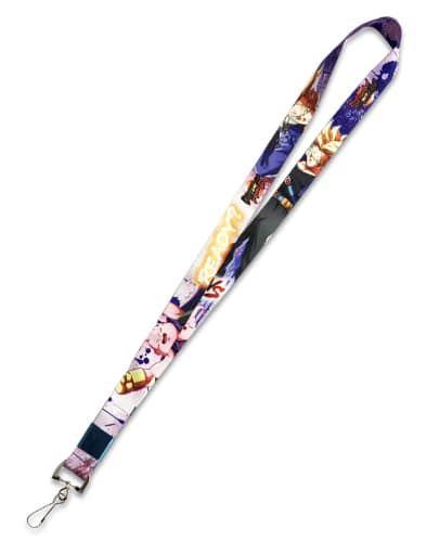 Trunks vs Buu Lanyard