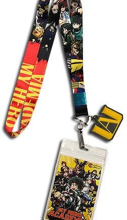 UA Group Lanyard