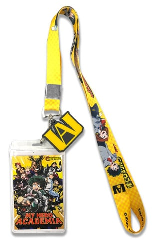 UA Group Lanyard Version 2