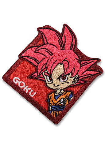 Super Saiyan God Goku Patch