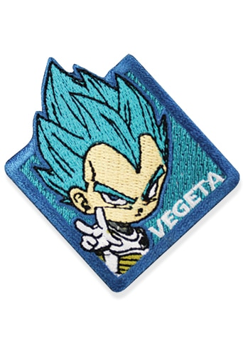 Super Saiyan Blue Vegeta Patch