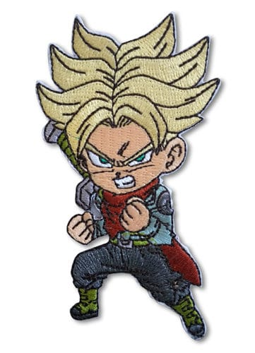 Super Saiyan Future Trunks Patch