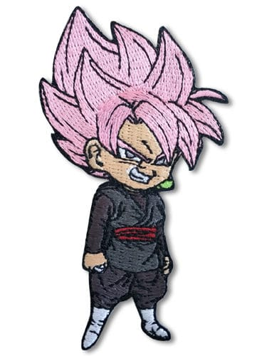 Super Saiyan Rose Patch
