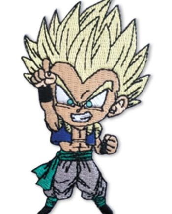 Super Saiyan Gotenks Patch