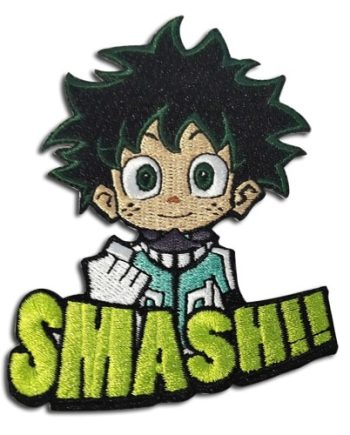 Deku Smash!! Patch