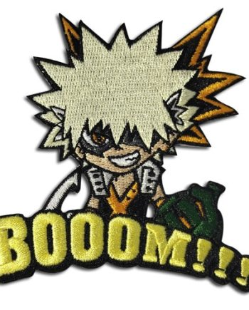 Bakugo Boom!! Patch