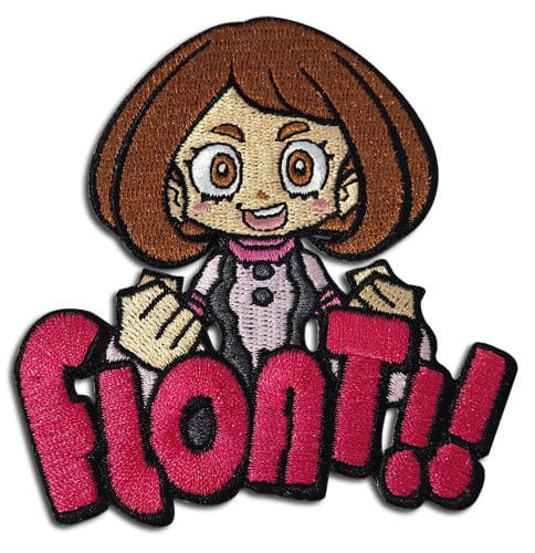 Ochaco Float!! Patch