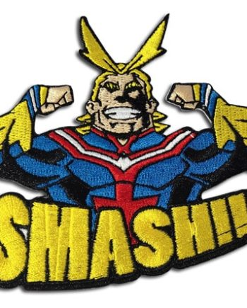 All Might Smash!! Patch