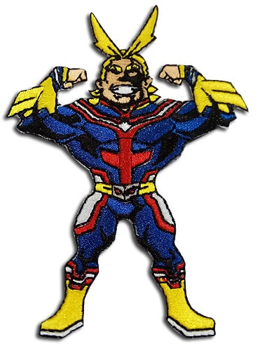 SD All Might Patch
