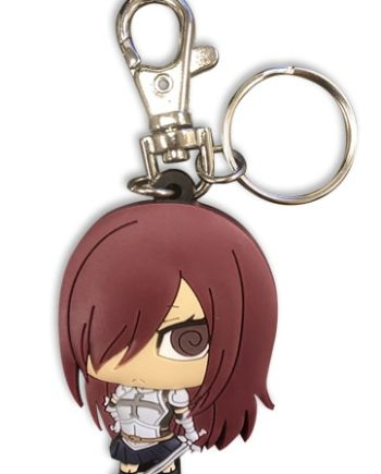 SD Erza PVC Keychain Version 2