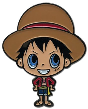 G-Friends Luffy Pin