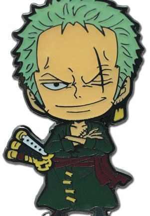 SD Zoro Pin