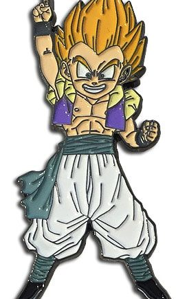 Super Saiyan Gotenks Pin