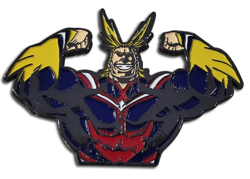 All Might Pin