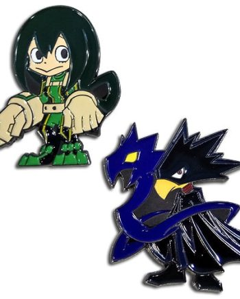 Froppy & Tsukuyomi Pin Set
