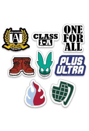 My Hero Academia: Symbol Die-Cut Stickers