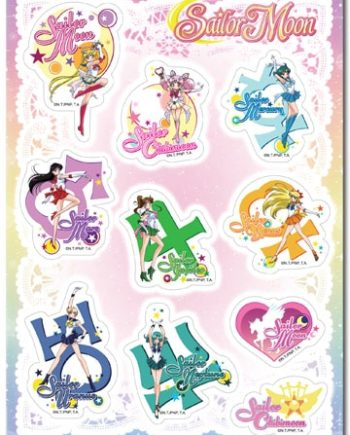 Sailor Moon SuperS: Icon Sticker Set