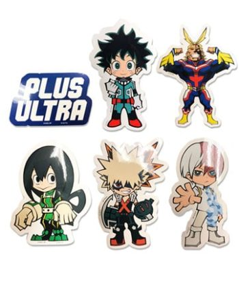 My Hero Academia: Character Stickers