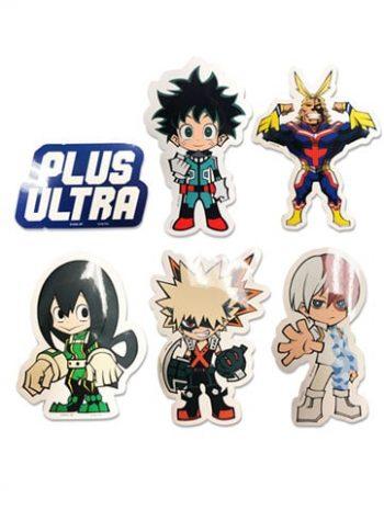 My Hero Academia: Character Stickers