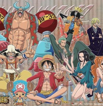 Straw Hat Crew Wall Scroll