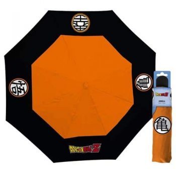 DRAGON BALL Z - GOKU SYMBOLS UMBRELLA
