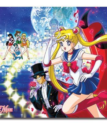 Sailor Moon Palace Wall Scroll