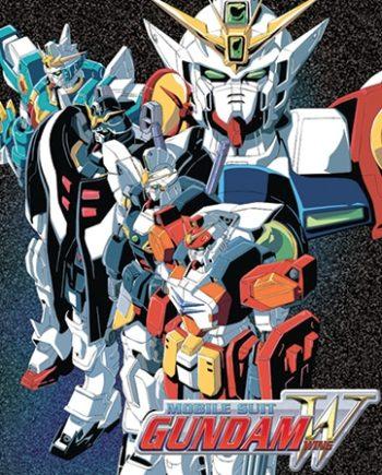 Gundam Team Wall Scroll