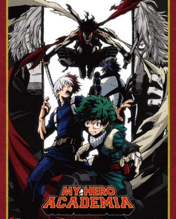 Key Art Wall Scroll Version 3