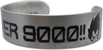 It's Over 9000!! Bracelet