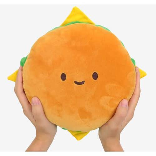Hamburger Plushie Pose 2