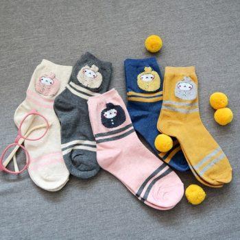 Molang Socks
