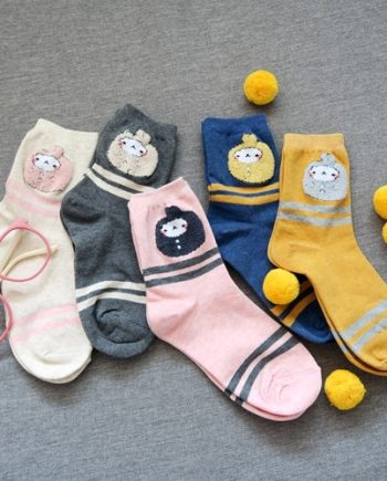 Molang Socks